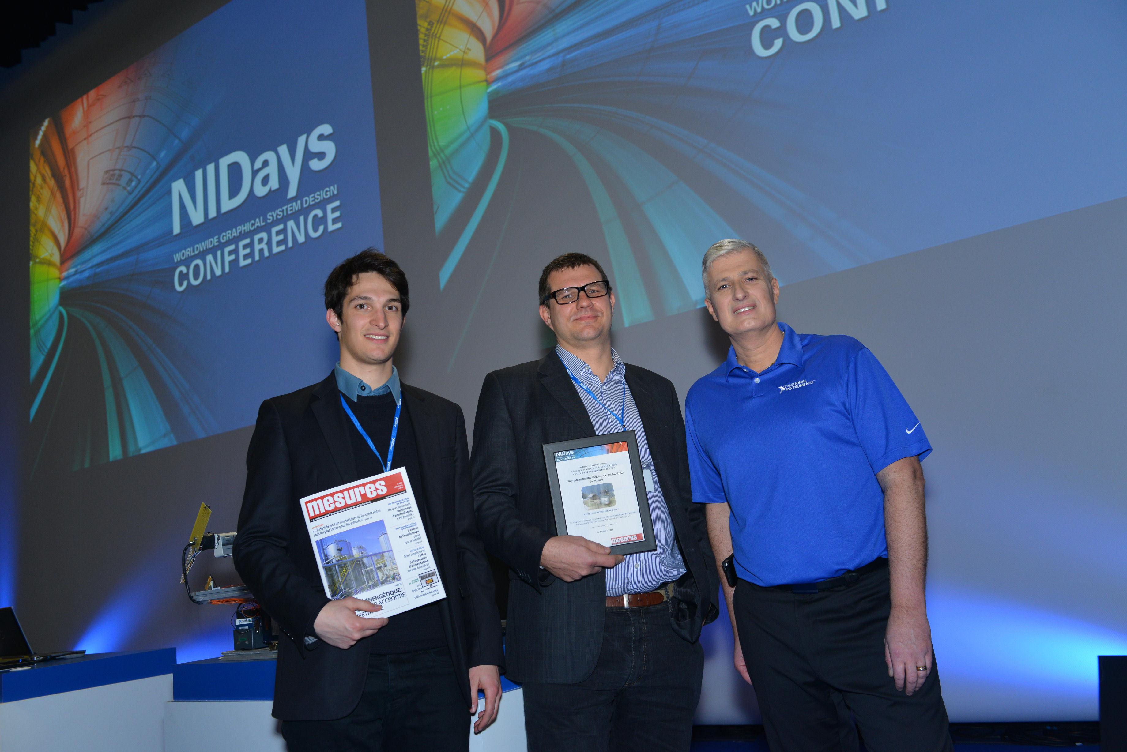 Concours NIDays 2014